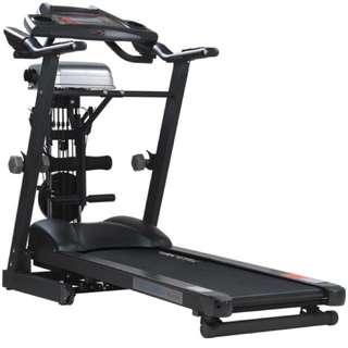 TAKASIMA TK010M Y-Vigorous Multi-Function Motorised Treadmill