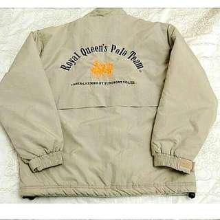 Royal Team Polo Queen 正🏇🏇🏇🏇外套 , Made in Hong Kong