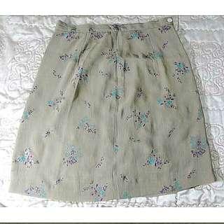 Chic Sans Fric短裙