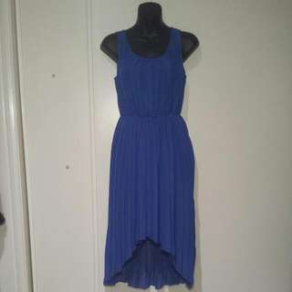 H&M Blue Dress Size 10