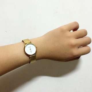 金色手錶⌚️