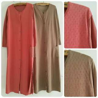 Ascia Long Cardigan Import