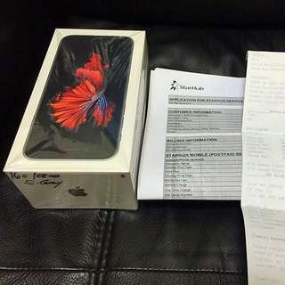 Brand New iPhone 6S 128GB Space Grey
