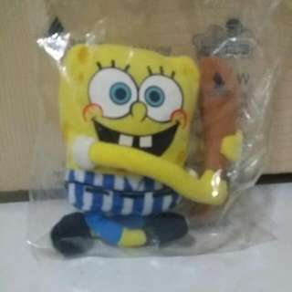 BNIP Spongebob Plush Toy For Sale!