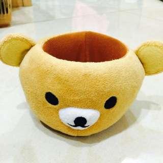 拉拉熊 懶懶熊 置物盒(Kikilala 、三麗鷗、kitty.美樂蒂.)