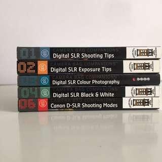 Camera Bag Companion Books