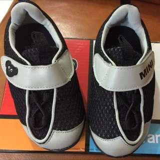 WAY AND 2/1普普熊 休閒鞋 黑色 21號