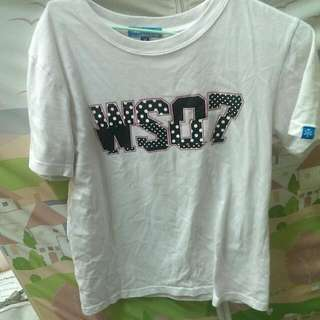 WDSK衣服  短袖 潮牌短袖 woodstuck