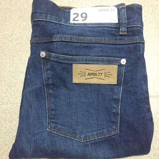 April 77 Joey Skinny Ripped Jeans. Brand New With Tag.