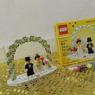 Lego Wedding Set