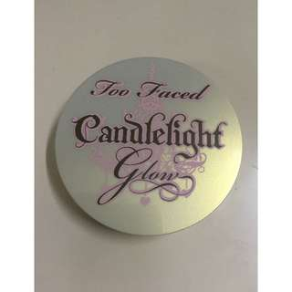 Too Faced Candelight Glow Highlighting Powder Duo