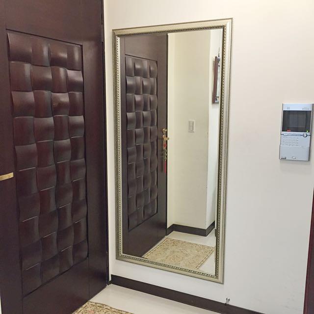 玄關鏡全身鏡風水鏡🔻