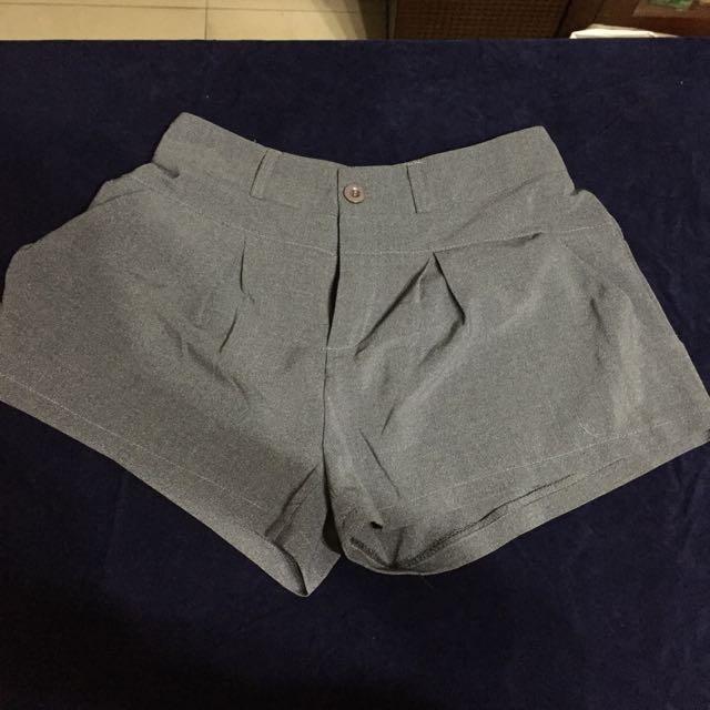 雪紡短褲 辦公短褲 二手