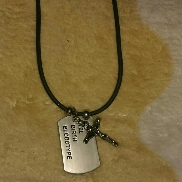 【現貨】免運 十字架 項鍊 任選2條$250免運
