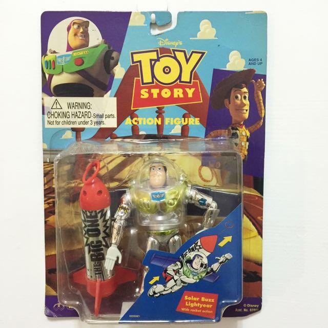 玩具總動員 絕版 巴斯光年 吊卡