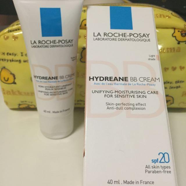 🇫🇷法國限定🇫🇷理膚寶水 全日舒緩保濕BB霜 La Roche-Posay Hydreane BB cream