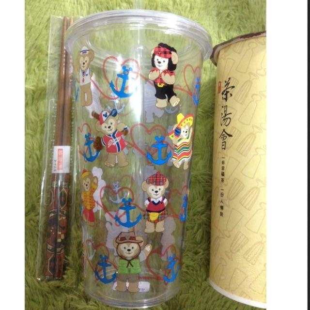 💫迪士尼 Duffy 達菲熊 杯子(含運)