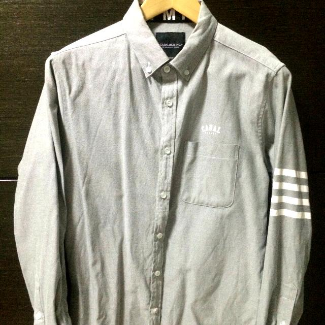 Cabal 台灣品牌 尺寸 M 襯衫
