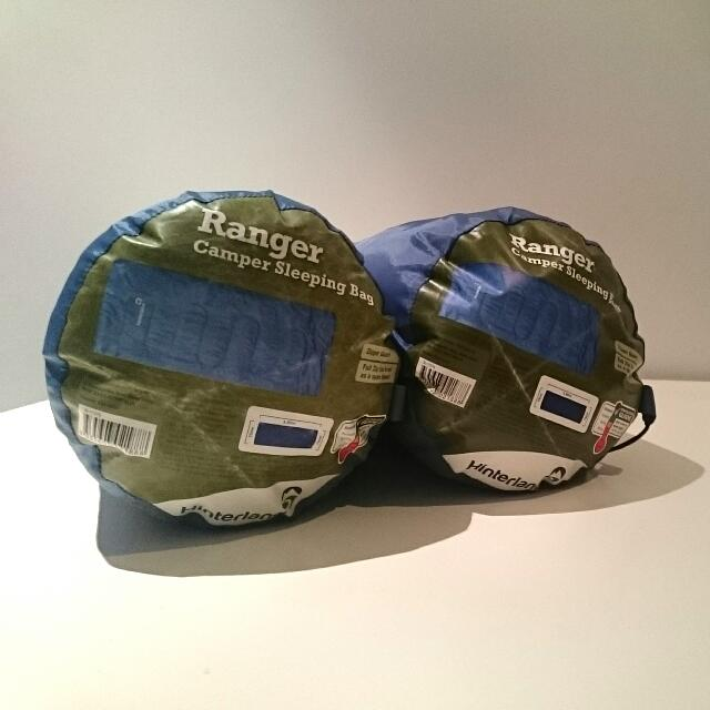 Hinterland Camper Sleeping Bags