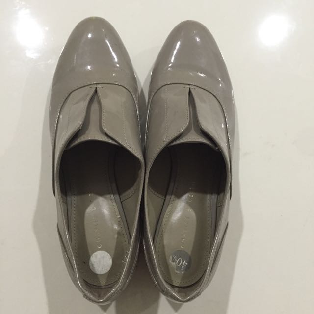 Charles And Keith Loafers