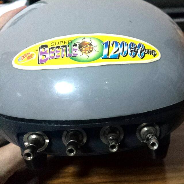 Fish Tank Air Pump