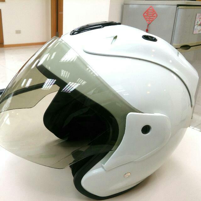 GP5 XL號 白安全帽