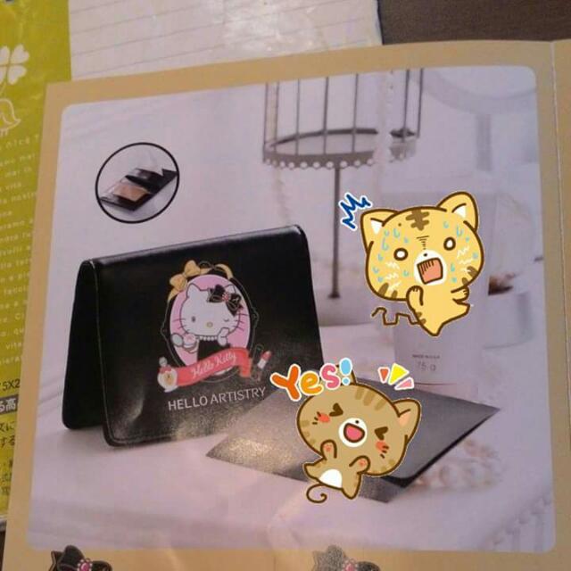 Hello Kitty  各式周邊 鐵三角聯名耳機 多功能化妝包 熱水壺 香水 吸油面紙包 防晒乳50+++ 迷魂香水