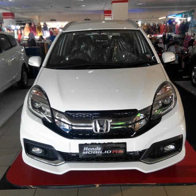 Honda Mobilio Rs Cvt Cars On Carousell