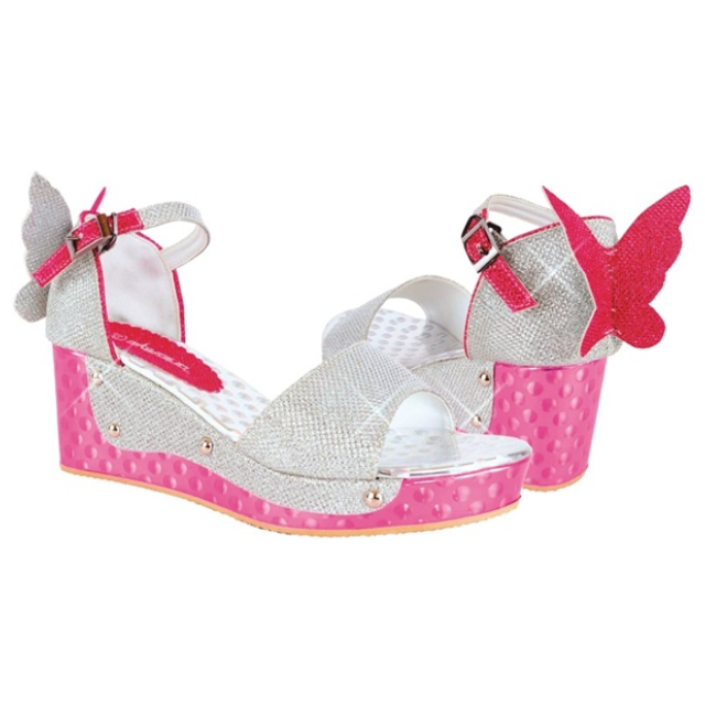 Sepatu sandal Wedges Anak Perempuan Cantik Lucu Murah Terbaru GRNS442 eee55e362d