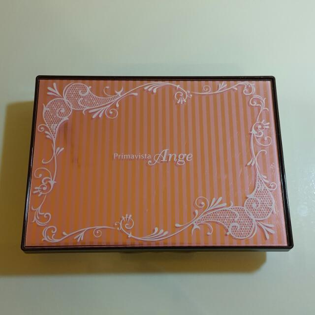 (保留)(含運)SOFINA Primavista Ange 漾緁輕妝綺肌長效粉餅 色號:OC01