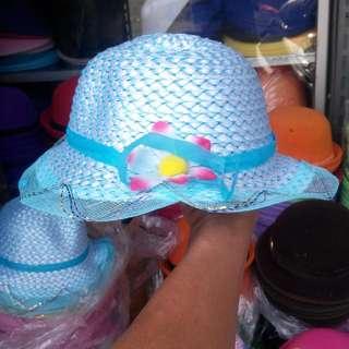 Topi Pantai Anak Cantik