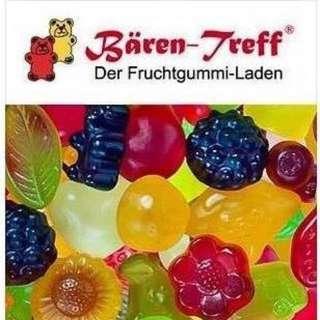 德國進口Bären-Treff軟糖
