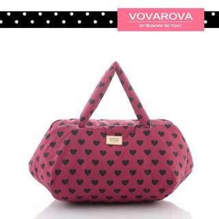 VOVAROVA空氣包-浪漫系列-夢幻愛情-週末旅行袋