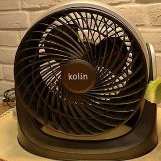 (含運可議價)歌林9吋循環扇