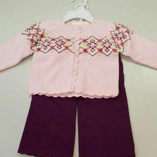 12個月寶寶套裝