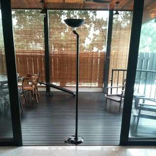 Standing Light Height Approximately 185cm From Le Merciers Arrange Own Transport  Can Fit Into Saloon Car