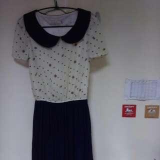 可愛氣質洋裝裙
