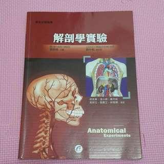 解剖學實驗