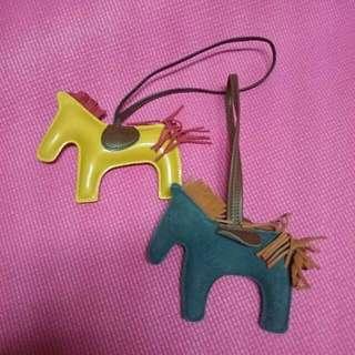 小馬吊飾 *2