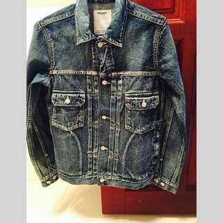 全新 牛仔 外套 襯衫 levis Levi's visvim sophnet ue wtaps 冠希 余文樂 101 jacket
