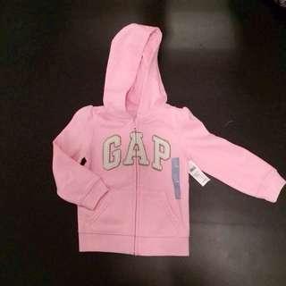 Gap Baby 徽章連帽外套