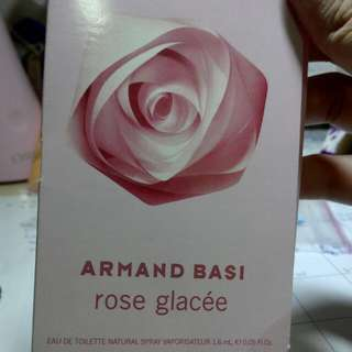 ARMAND BASI   Rose Glacée 小香