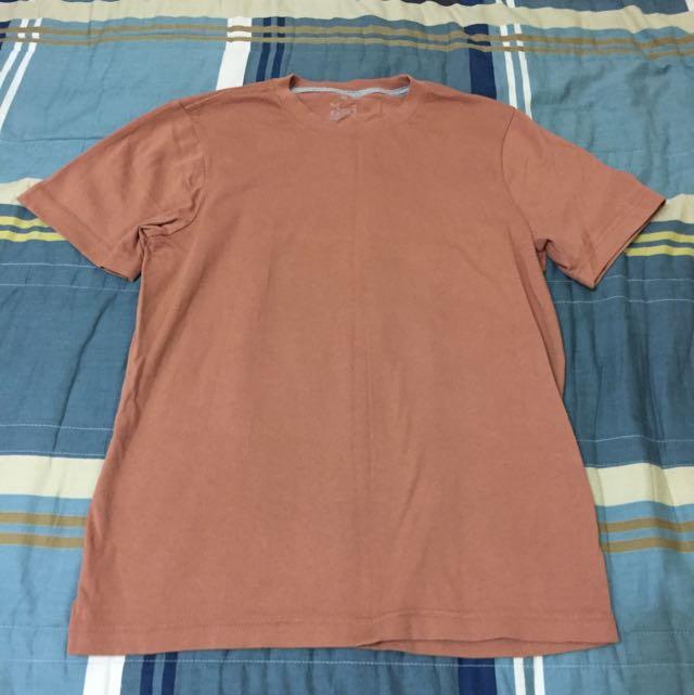 無印良品 短袖T恤 XS