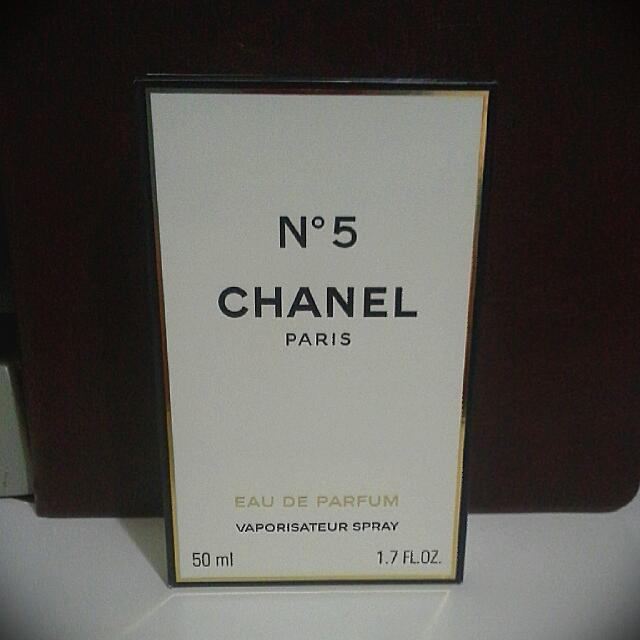 Genuine No.5 Chanel 50ml