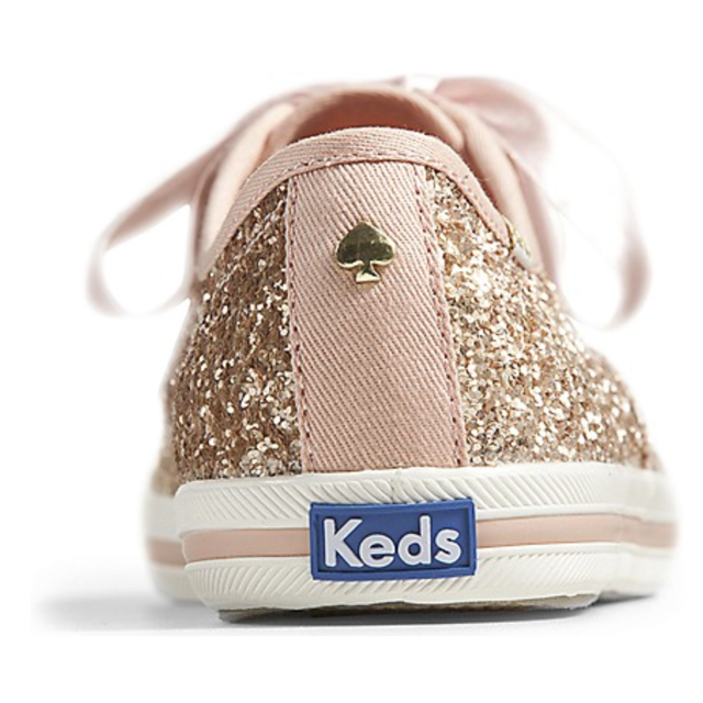 3354e5f418196 Keds x Kate spade Glitter sneakers - Available in USA