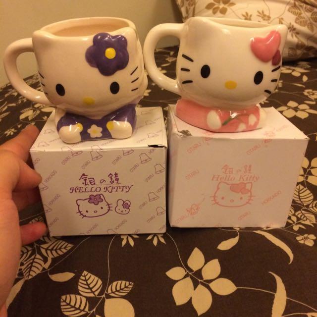 Kitty 對杯