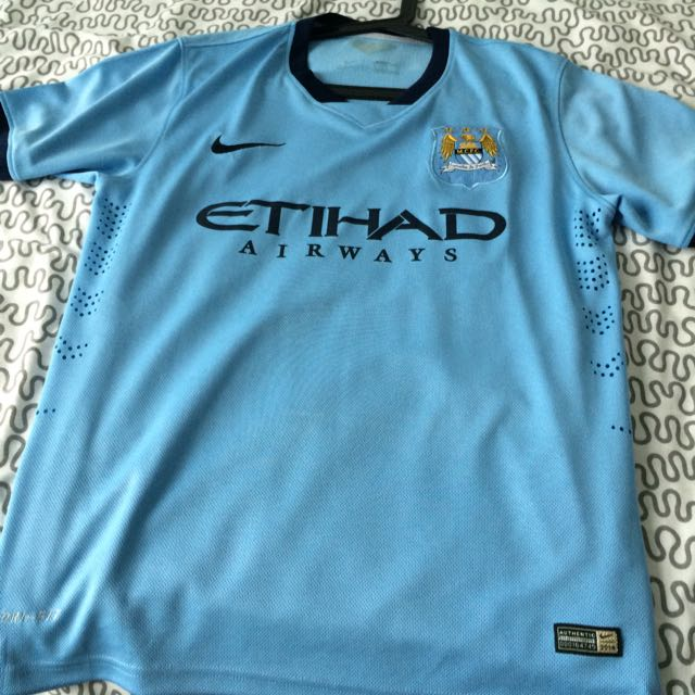 Man City Home Kit 14/15