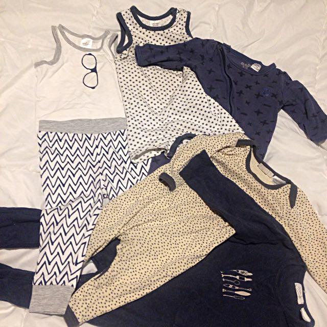 (PENDING) Sz 0 Mixed Clothing Bundle Boys