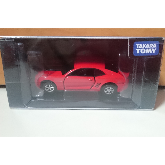 Tomica Limited Diecast Car Tl 0153 Chevrolet Camaro Toys Games