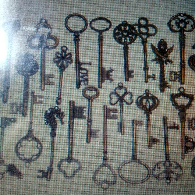 Looking For Vintage Keys